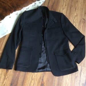 Givenchy Wool/Cashmere coat
